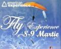 Fly Experience – adrenalina cu parapanta de ziua femeii la Cluj