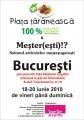 "100%natural. ""Piata Taraneasca'  la Palatul Copiilor Bucuresti  100% NATURAL, ECOLOGIC, TRADITIONAL"