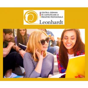 Leonhardt- Centrul German da startul cursurilor de limbi straine in luna ianuarie