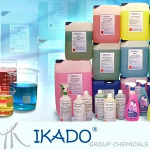 ikado. Detergenti profesionali - Ikado