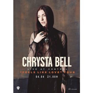 Chrysta Bell revine in concert la Bucuresti, in turneul Feels Like Love