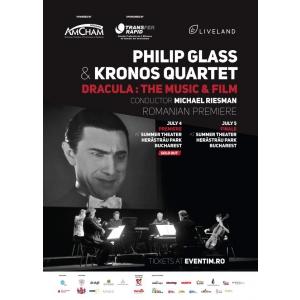 conferinta de presa EUROPAfest 2011. Conferinta de presa Philip Glass și Kronos Quartet