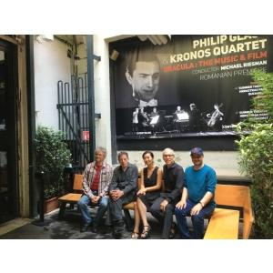 Detalii si reguli de acces pentru cine-concertele Philip Glass & Kronos Quartet – Dracula : Muzica si Filmul de la Bucuresti