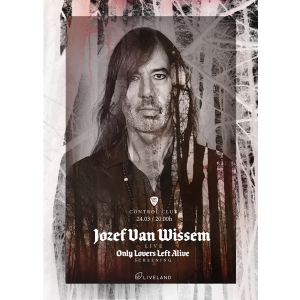 concert. Jozef van Wissem, concert in premiera la Bucuresti