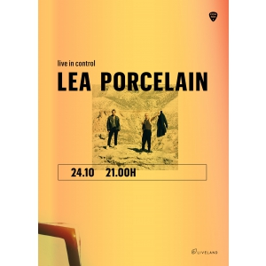 Lea Porcelain – live la Control Club, cu piese noi