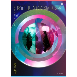 Book Corner. poster Still Corners