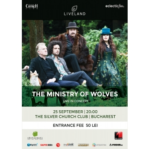 ministry of wolves. The Ministry of Wolves – show in premiera la Bucuresti!