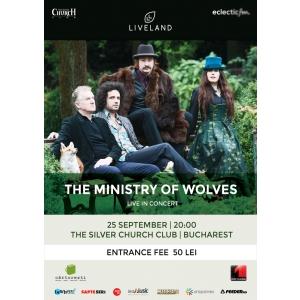 grimm. The Ministry of Wolves – show in premiera la Bucuresti!