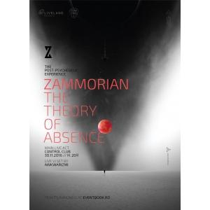 Zammorian - o experienta post-psihedelica in Control Club