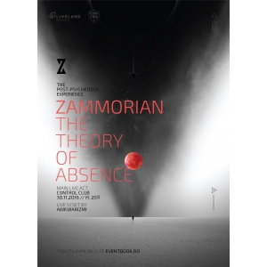zazen/kraftmark. Zammorian - o experienta post-psihedelica in Control Club