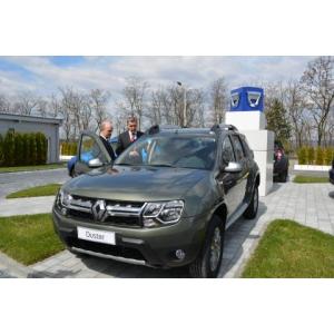 uzina vehicule dacia. Alteta Sa Regala Principele Radu in vizita la Uzina Vehicule Dacia