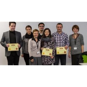 Câştigătorii proiectului de solidaritate digitală Renault România