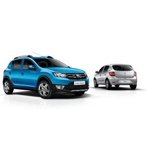 dacia sandero. Dacia a produs 100.000 Sandero şi Sandero Stepway