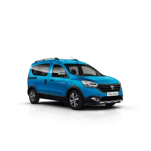 lodgy. Dokker Stepway