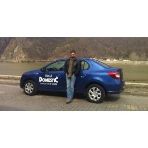 """Dacia transportă """"Domestic"""""""