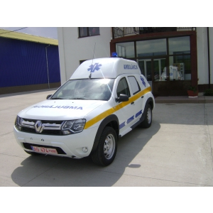 duster 4x4. Duster Ambulanţă