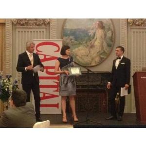 capital privat. Dacia a primit marele premiu la Gala Premiilor industriei româneşti Capital