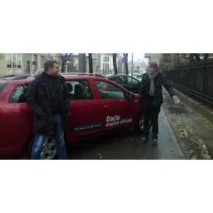 7. Dacia, Maşina Oficială FILB 7