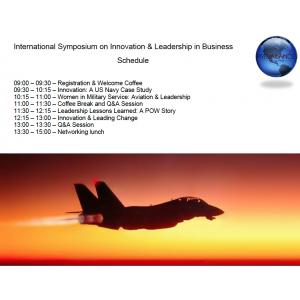 Compania americana Prevailance prezinta Simpozionul International de leadership in business