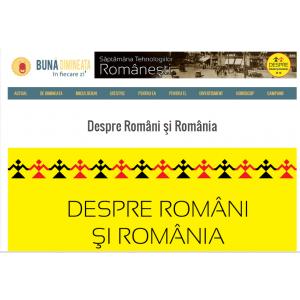 """""""Despre Români şi România"""" o campanie de conştientizare a valorilor româneşti"""