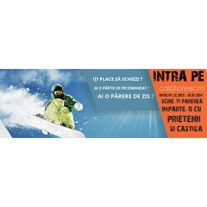 La schi pe părtiile din Europa