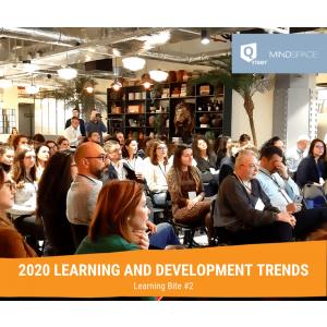 """6 perspective despre transformarea L&D-ului extrase din evenimentul """"2020 Learning & Development Trends"""""""