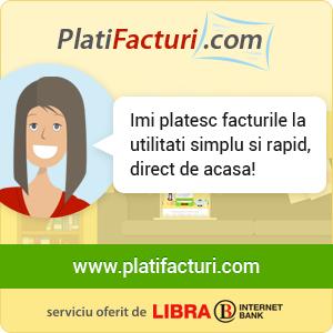 plati. Plateste-ti facturile la utilitati, simplu si rapid, direct de acasa! www.platifacturi.com