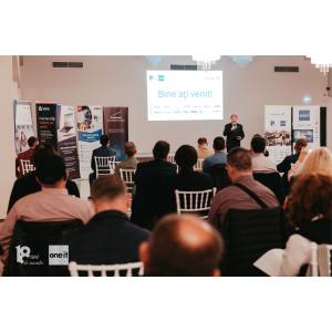 Innovation IT 2021: 18 ani de experiență și inovație în businessul regional, eveniment dedicat clienților B2B One-IT