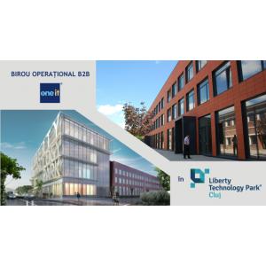 liberty technology park. One-IT deschide un Birou Operaţional în Liberty Technology Park Cluj