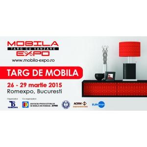 targ de mobila. La ROMEXPO incepe MOBILA EXPO – Targ de mobila cu vanzare