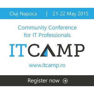 ITCamp 2015 | Cea mai mare conferinţă IT de comunitate din Transilvania – ediţia a V-a