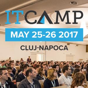 ITCamp 2017 | Conferință premium de comunitate pentru profesioniștii IT