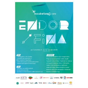 ENDORFINA, eveniment cultural alternativ