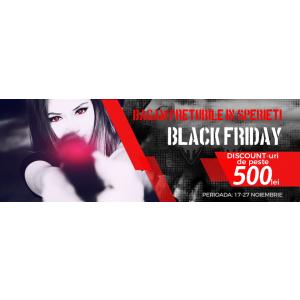 Profită de reduceri Black Friday la replici Airsoft