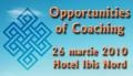 "Evenimentul interactiv  ""Opportunities of Coaching"" - guest star speaker Julie Hay"