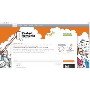 TechSoup. Platforma Restart România