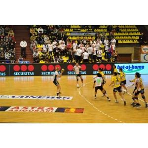 Corona. Securitas a fost alaturi de Oltchim la meciul cu Corona Brasov, jucat in Sala Polivalenta din Ramnicu Valcea