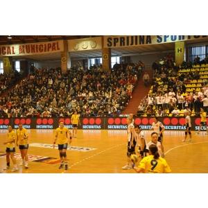 Securitas alaturi de Oltchim Ramnicu Valcea in a 5-a etapa a Campionatului Intern