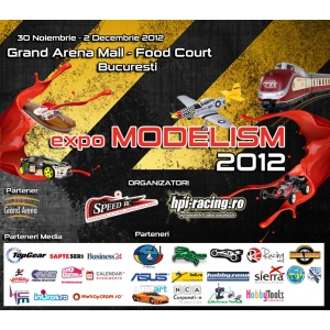 workshop modelism. Expo Modelism 2012