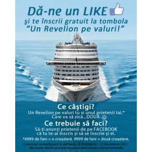 Marea Tombola Croaziere pe Facebook