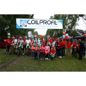 concurs ciclism. Echipa Coilprofil la competitia Cupa Emmedue sport 2012