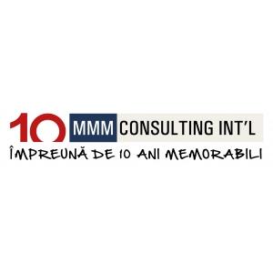 MMM Consulting: rebranding la implinirea a 10 ani memorabili