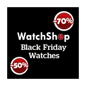 Pentru prima data in Romania, Black Friday Watches la WatchShop!