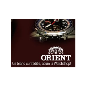 watcshop ro. WatchShop introduce ceasurile de mana Orient in oferta