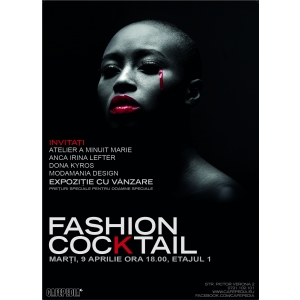 Fashion Cocktail la Cafepedia Romana
