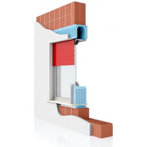 Precadre de ferestre  Alpac  - solutia tehnica pentru izolare termica completa