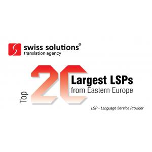 swiss solutions. Top 20 Europa de Est - Swiss Solutions