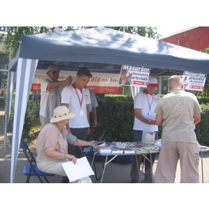 Campanie de sanatate la Ramnicu Valcea