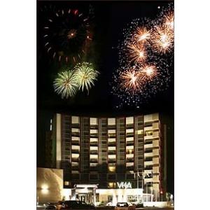 anii 80. Hotel Vega, Mamaia - Revelion 2011