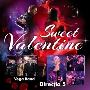 directia 5. Concerte live de Ziua Indragostitilor: Vega Band & Directia 5
